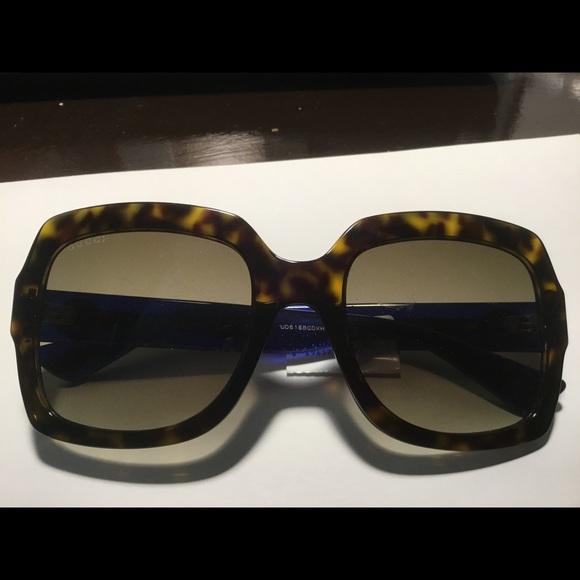 6b9f475b3b775 Authentic Gucci Sunglasses - Model Number 0036S